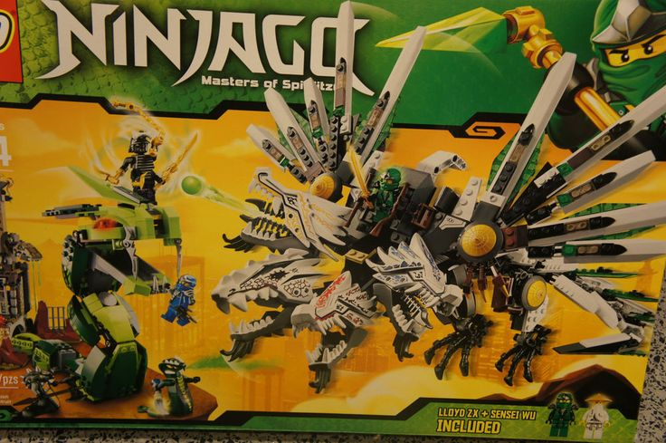 Details about LEGO 9450 Ninjago EPIC DRAGON BATTLE w/ 7 Minifigures Boxed Set