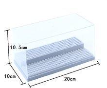 Plesiglas de acrílico caja de Presentación caja de Almacenamiento de juguetes …