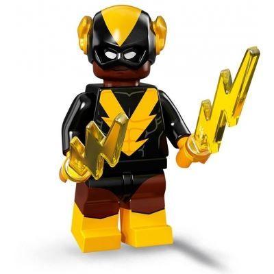 LEGO Minifigures 71020 – Black Vulcan | The LEGO Batman Movie Series 2 | Collectable LEGO Minifigures