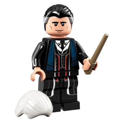 LEGO Minifigures 71022 Percival Graves | Harry Potter Wizarding World | Collectable LEGO Minifigures