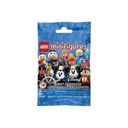 LEGO Minifigure Disney Series 2 71024 – Walmart.com