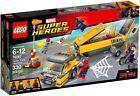 Lego Marvel Super Heroes 76067 Tanker Truck Takedown NEW Retired Captain America