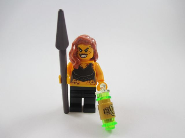 Minifig sh460 : Lego Cheetah [Super Heroes:Justice League] – BrickLink Reference Catalog