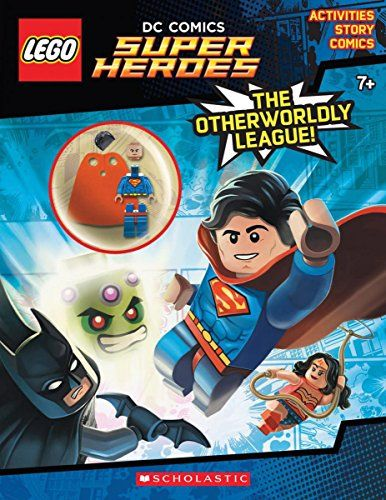 The Otherworldly League (LEGO DC Comics Super Heroes: Activity Book with Minifigure) (LEGO DC Super Heroes) Ameet Studio 1338047442 9781338047448 The Otherworldly League (LEGO DC Comics Super Heroes: Activity Book with Minifigure)