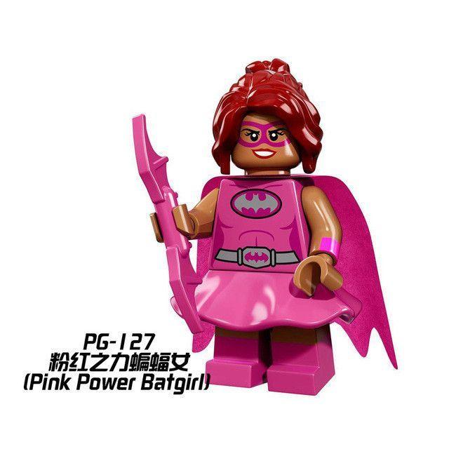 Single Sale Zodiac Master Red Hood Batman Orca Robin Figures lepin Limited Edition LEPIN 71017 Building Blocks Toys