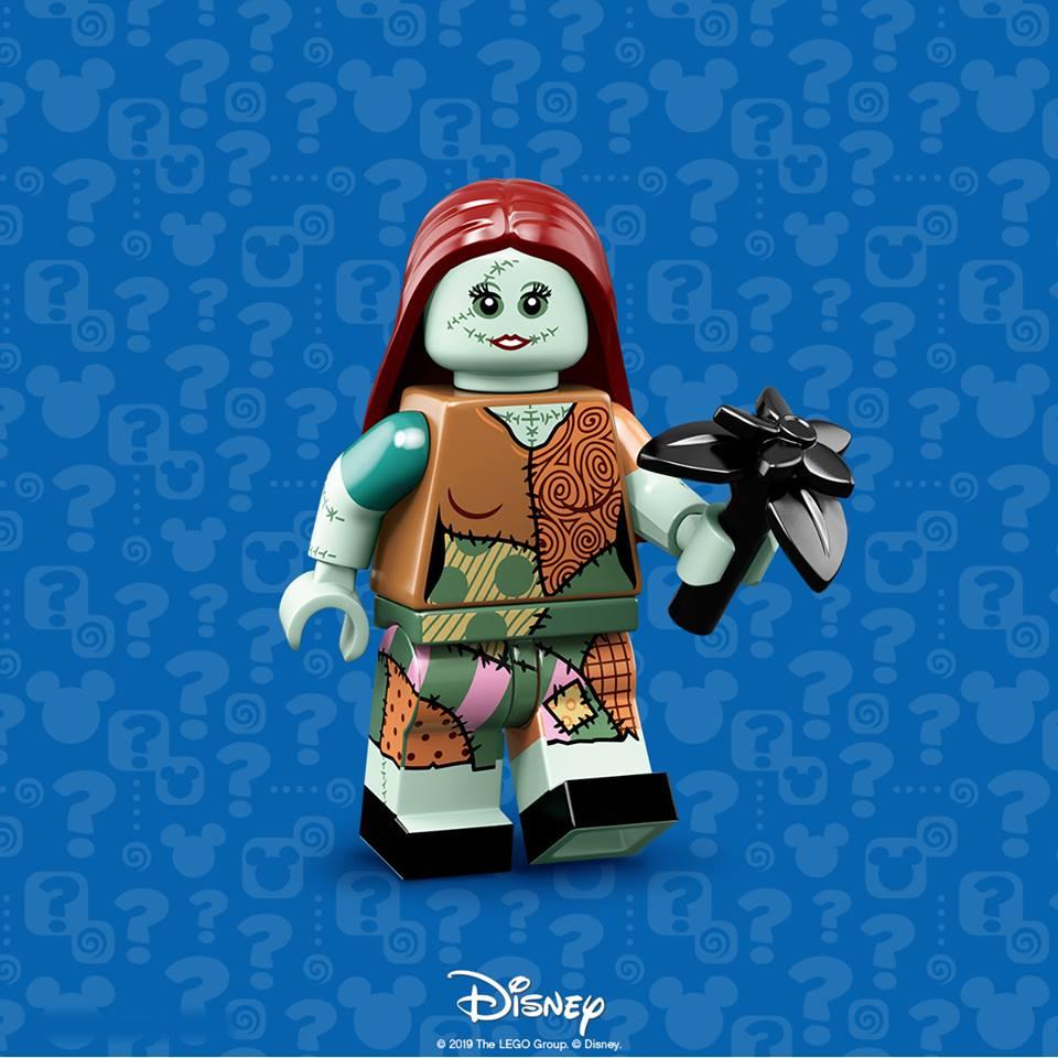 LEGO Minifigures Disney Series 2 (15) Nightmare Before Christmas: Sally