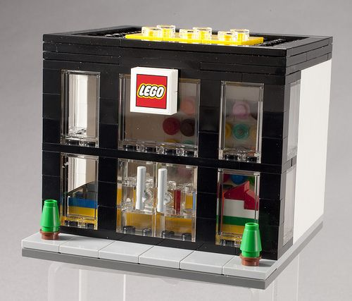 New LEGO stores opening soon – celebrate with exclusive model [News] | The Brothers Brick