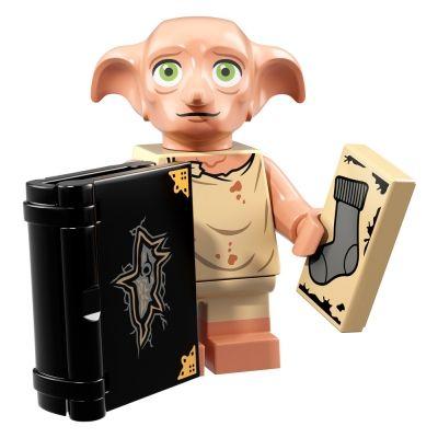 LEGO Minifigures 71022 Dobby | Harry Potter Wizarding World | Collectable LEGO Minifigures