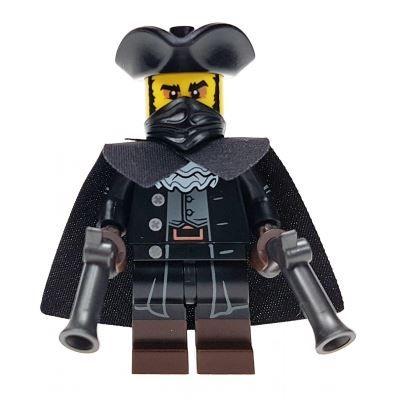 LEGO Minifigures 71018 – Highwayman | Minifigures Series 17 | Collectable LEGO Minifigures