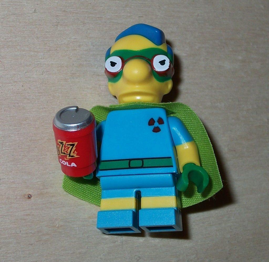 LEGO minifigures serie THE SIMPSONS 2 71009 – brand new – Milhouse