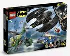 LEGO DC Super Heroes Batman Batwing and The Riddler Heist Brand New