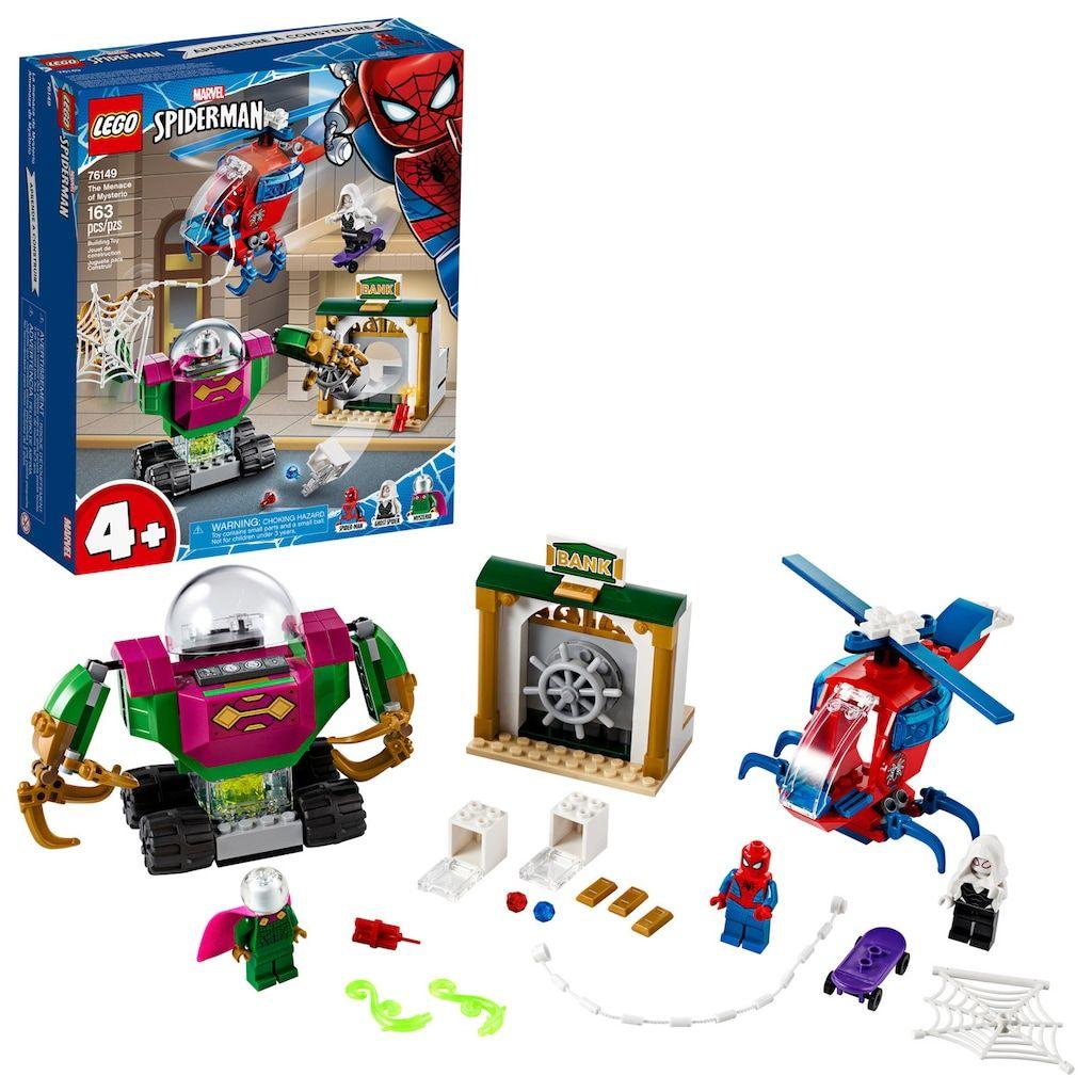 LEGO Marvel Spider-Man The Menace of Mysterio 76149 Building Kit