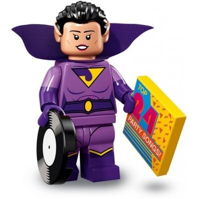 LEGO Minifigures 71020 – Wonder Twin (Jayna) | The LEGO Batman Movie Series 2 | Collectable LEGO Minifigures