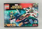 Lego Super Heroes Marvel Avengers Avenjet Space Mission Thanos War 76049 NEW (N)