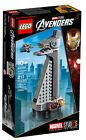 New LEGO Marvel Super Heroes Avengers Tower with Iron Man Figure 40334 – 211 Pcs