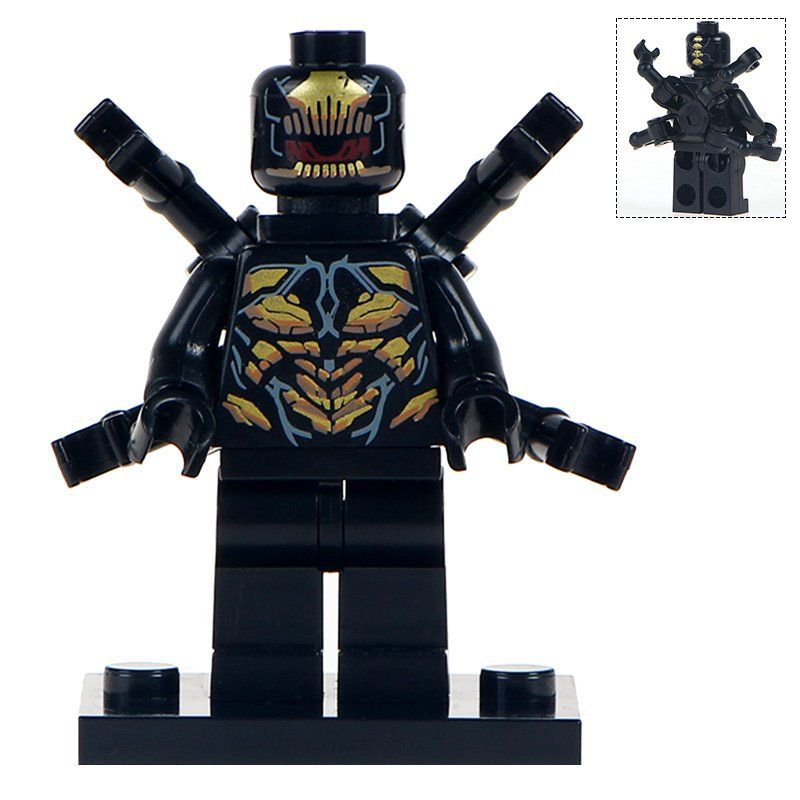 Minifigure Outrider Marvel Super Heroes Compatible Lego Building Blocks Toys