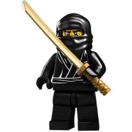 LEGO Minifigures Series 1 Ninja Minifigure [Loose] – Walmart.com
