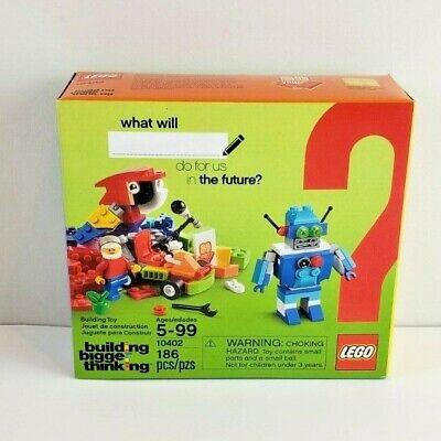 LEGO Classic Fun Future 10402 NEW & SEALED 60 Year Anniversary Building Kit  | eBay