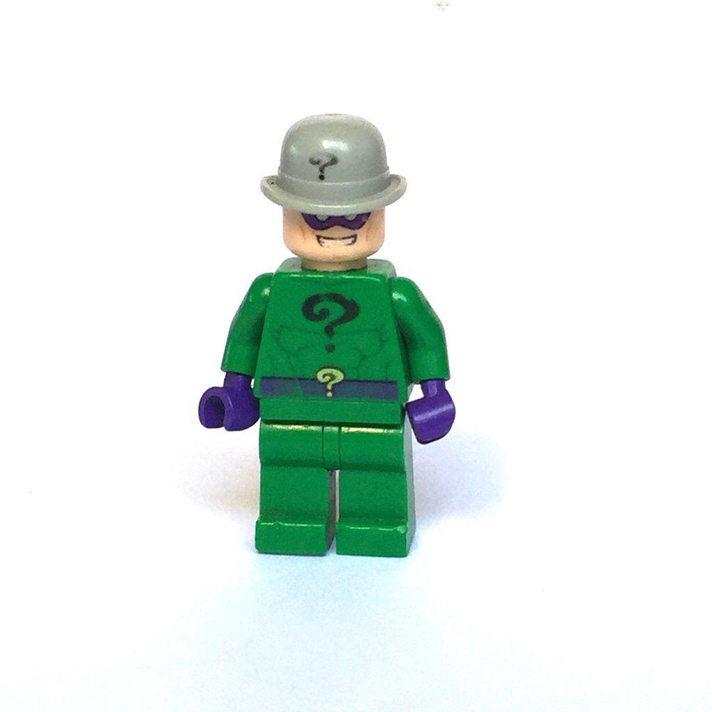 Lego DC Comics Super Heroes The Riddler minifigure