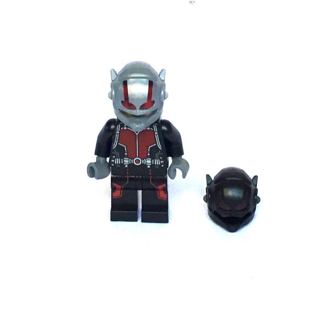 Lego Marvel Avengers Ant-man Comic Super Hero Minifigure Figure
