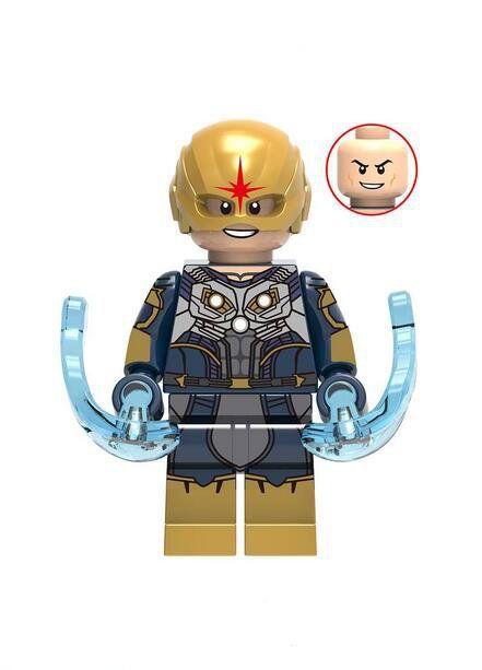 Nova Lego Minifigures Compatible Avengers Endgame 2019