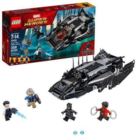 LEGO Super Heroes Royal Talon Fighter Attack 76100 – Walmart.com