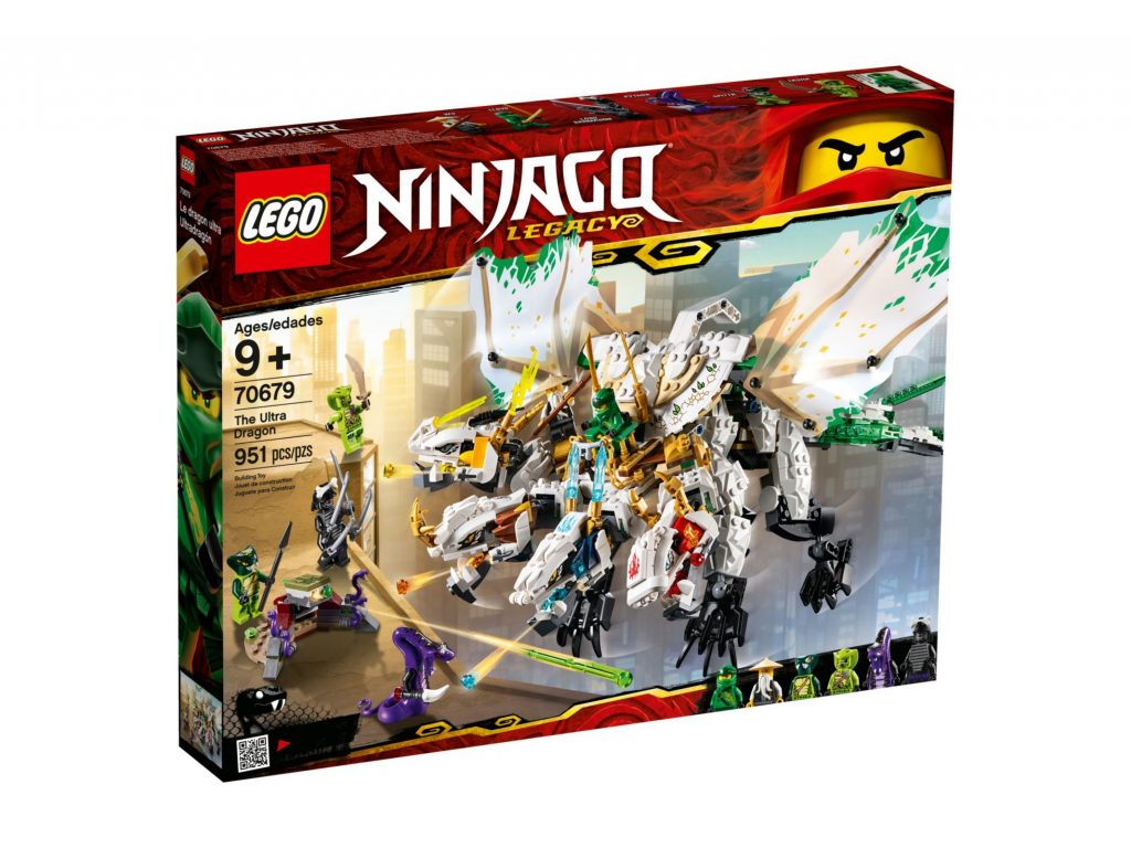 The Ultra Dragon 70679 | NINJAGO® | Buy online at the Official LEGO® Shop US