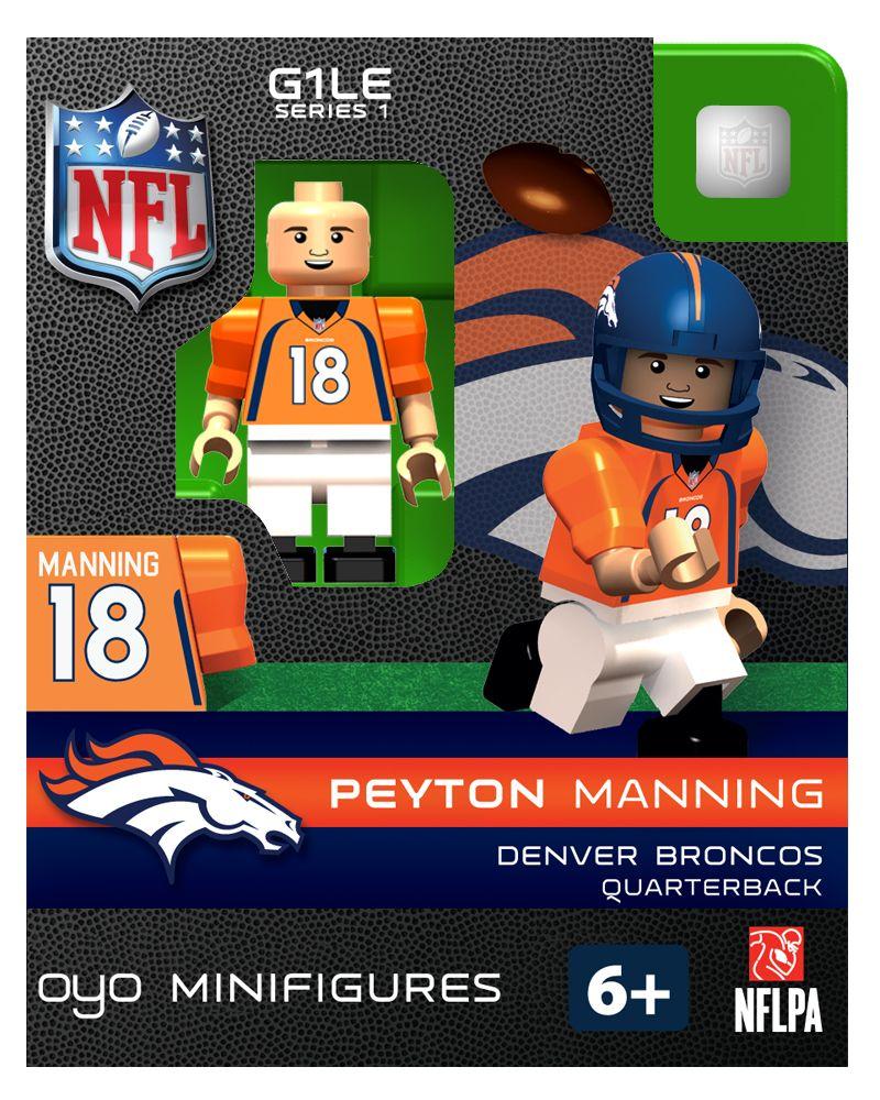 P Manning lego
