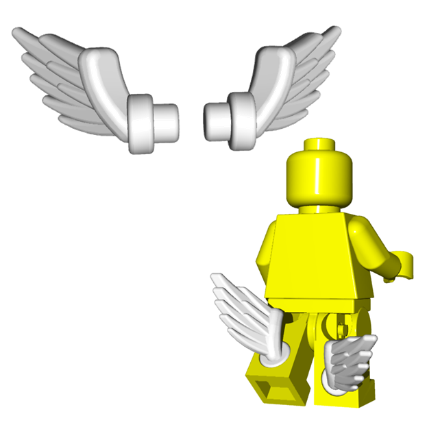Boot Wings (Pair)