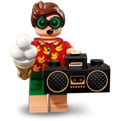 LEGO Minifigures 71020 – Vacation Robin | The LEGO Batman Movie Series 2 | Collectable LEGO Minifigures