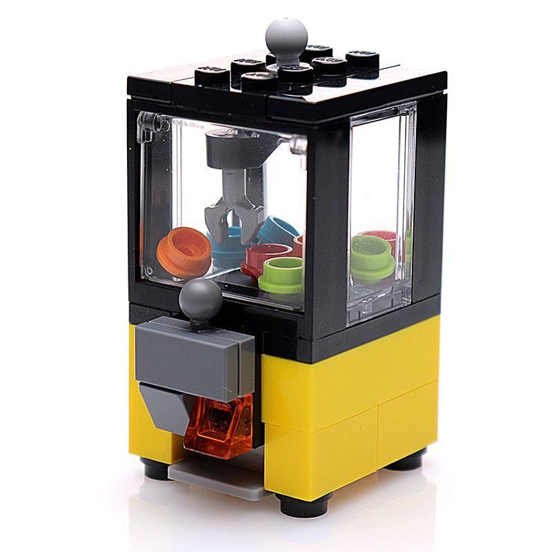 LEGO Arcade Claw Machine