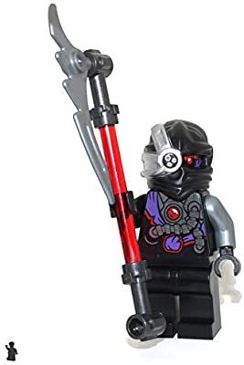 Amazon.com: LEGO Ninjago Minifigure – Nindroid (Limited Edition Foil Pack with W…
