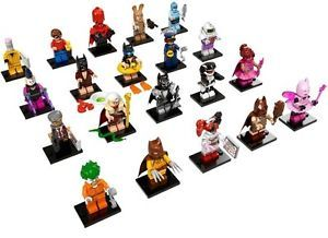 Lego 71017 Mini Figurines the Batman Movie all 20 Complete 673419269797 | eBay