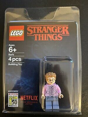 [eBay Hot Deal] SDCC19 LEGO EXCLUSIVE RARE!  Stranger Things Barb Minifigure | …