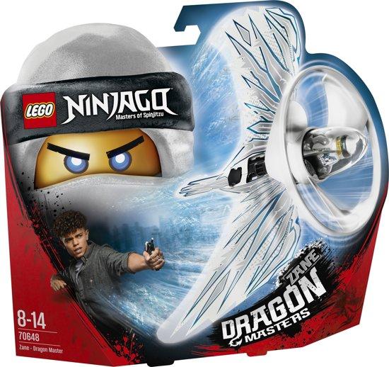 LEGO NINJAGO Drakenmeester Zane – 70648