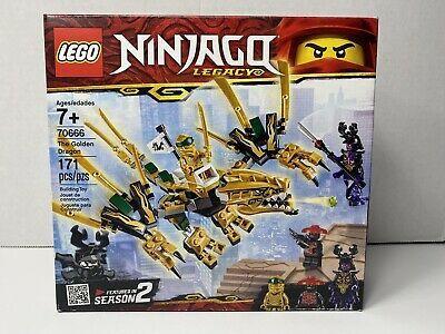Lego 70666 LEGO NINJAGO Legacy Golden Dragon Building Kit (171 Pieces) Ninjago 673419301718 | eBay