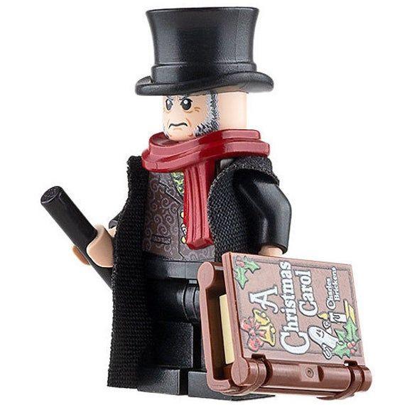 Ebenezer Scrooge – Custom Minifigure