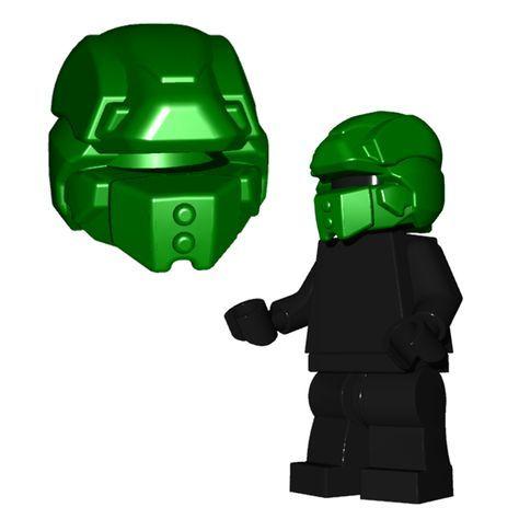 Galaxy Enforcer Helmet