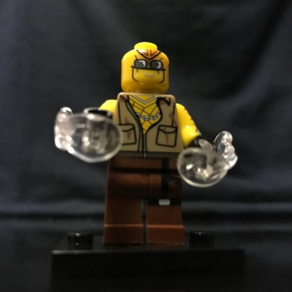 The Shocker Spider-Man Homecoming Custom Minifigure Marvel Superheroes