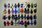 Lego Marvel Super Heroes Minifigures Lot  Accessories RARE!!!