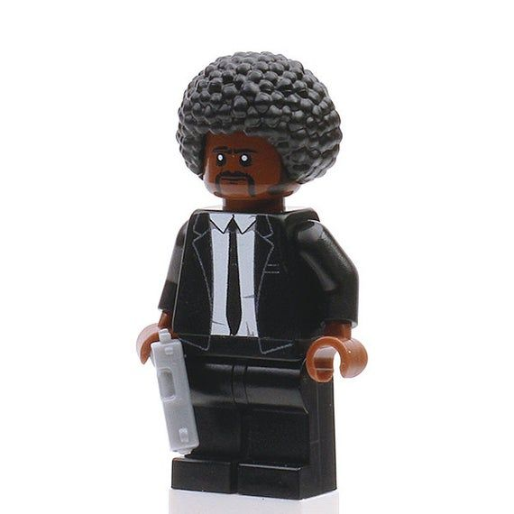 Jules Winnfield – Custom Minifigure