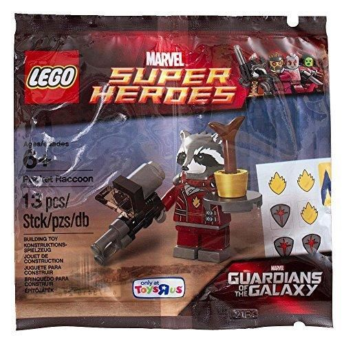 Buy Lego Rocket Raccoon Super Heroes Guardians Of The Galaxy Minifigure Polybag Set 5002145 Online at Low Prices in USA – ergode.com