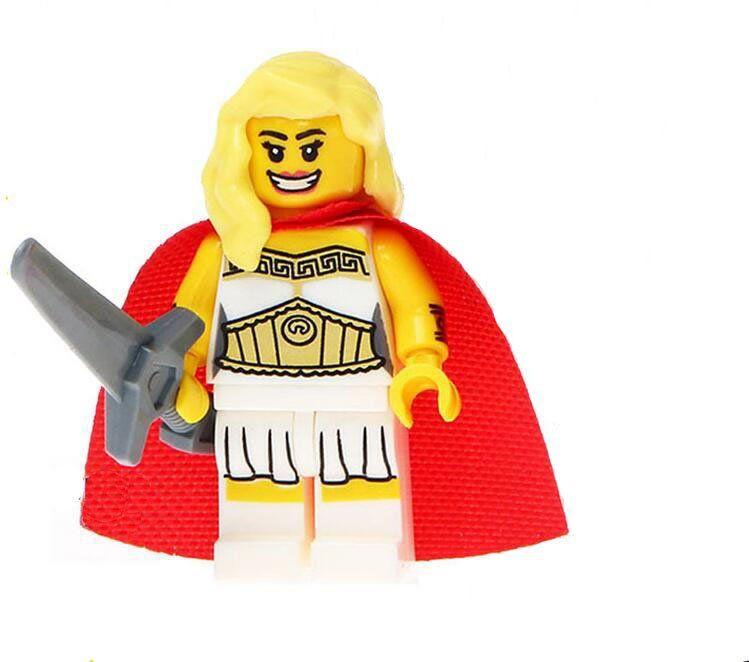 Minifigures series She-Ra Princess of Power Lego Minifigures Compatible Toys