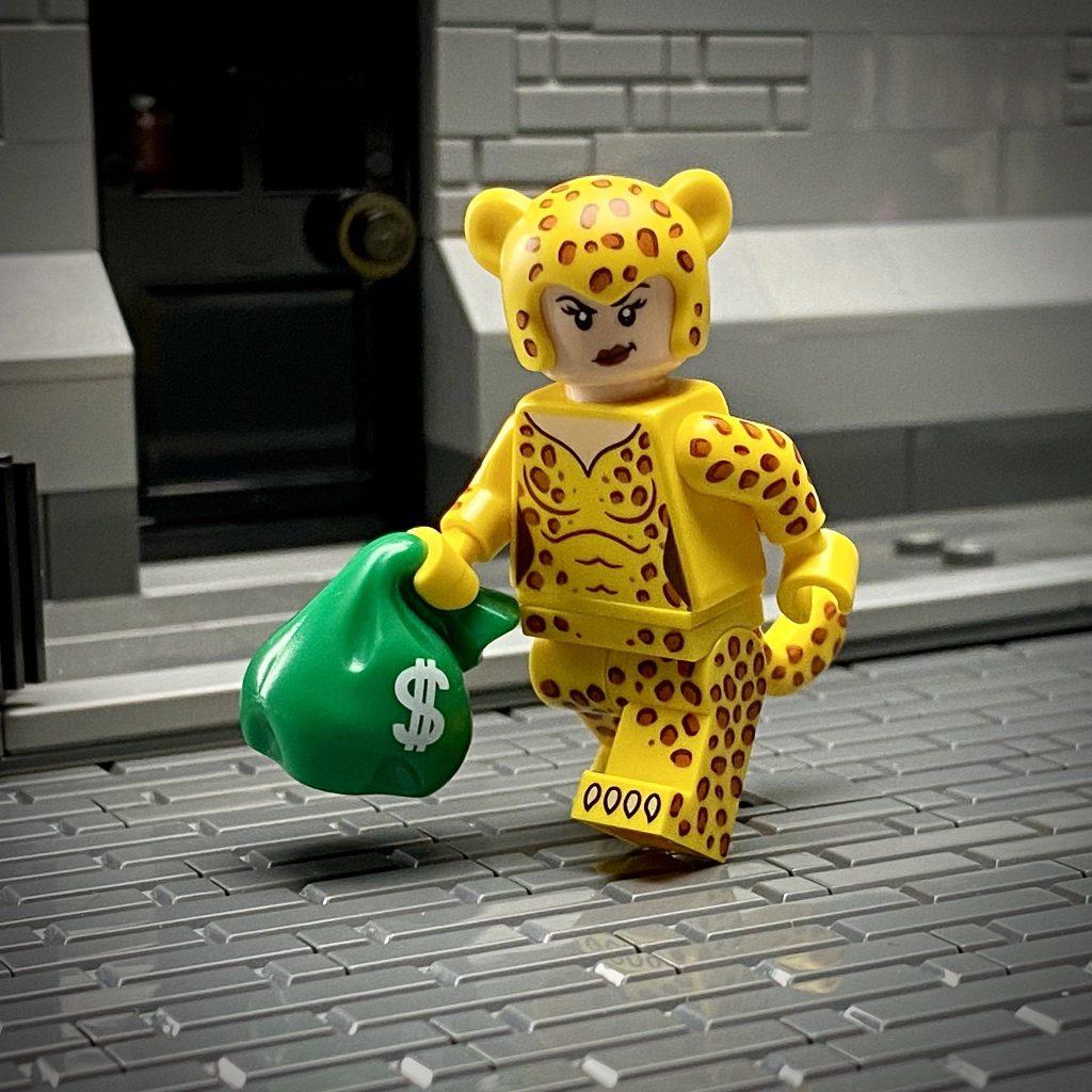 Lego Cheetah