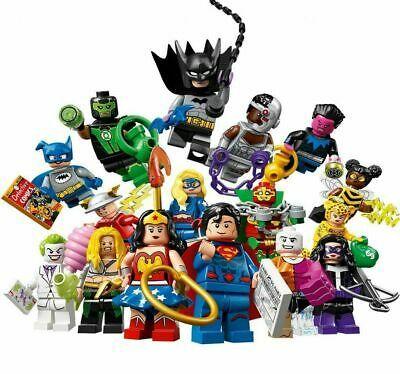 Ad – LEGO MINIFIGURES DC SUPER HEROES SERIES 71026 – CHOOSE YOUR MINI FIGURE