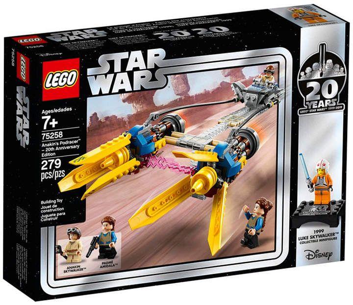 LEGO®  Anakin's Podracer™ – 20th Anniversary Ed 75258 & Reviews – Home – Macy's