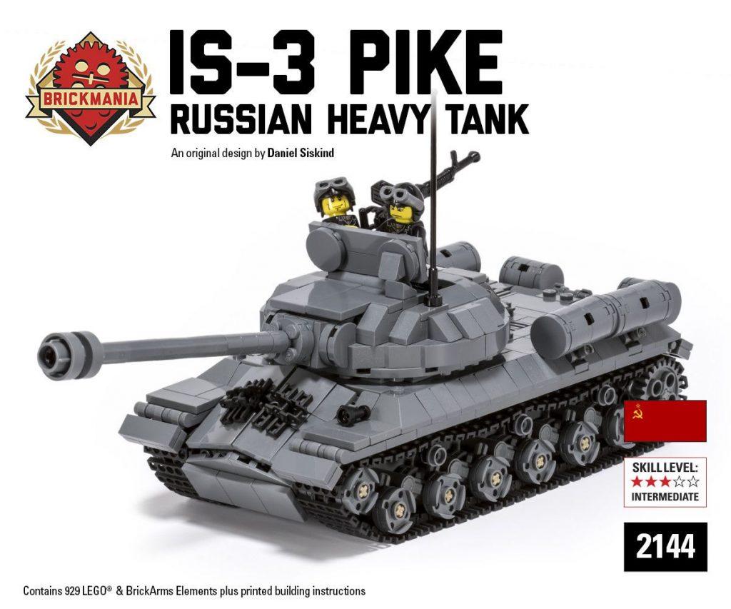 IS-3 Pike – Russian Heavy Tank
