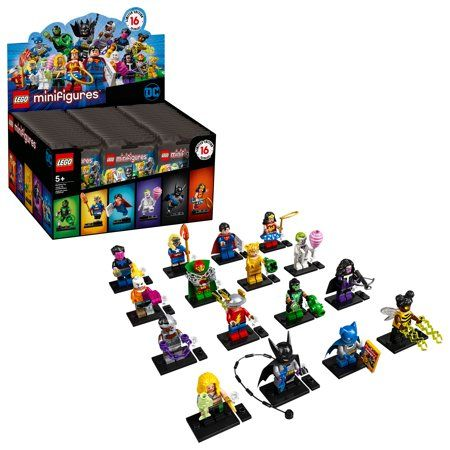 LEGO Minifigures DC Super Heroes Series 71026 Collectible Minifigures (1 of 16 to Collect) – ToysPlus