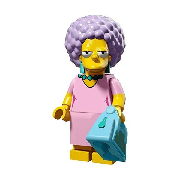LEGO The Simpsons Series 2 Collectible Minifigure 71009 – Patty