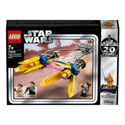 LEGO Star Wars Anakin's Podracer – 20th Anniversary | Toys & Character | George